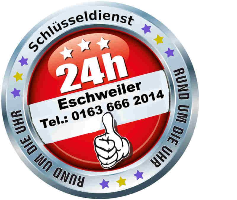 Schlüsseldienst Eschweiler Notdienst Tag und Nacht zum 50 Euro Festpreis