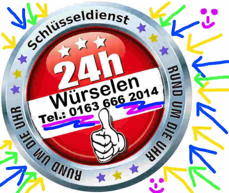 Mobiler Schlüsseldienst Würselen mit 50 Euro Festpreis Tag und Nacht in Bardenberg Morsbach Broichweiden Schweilbach Scherberg Oppen Haal und Würselen Zentrum