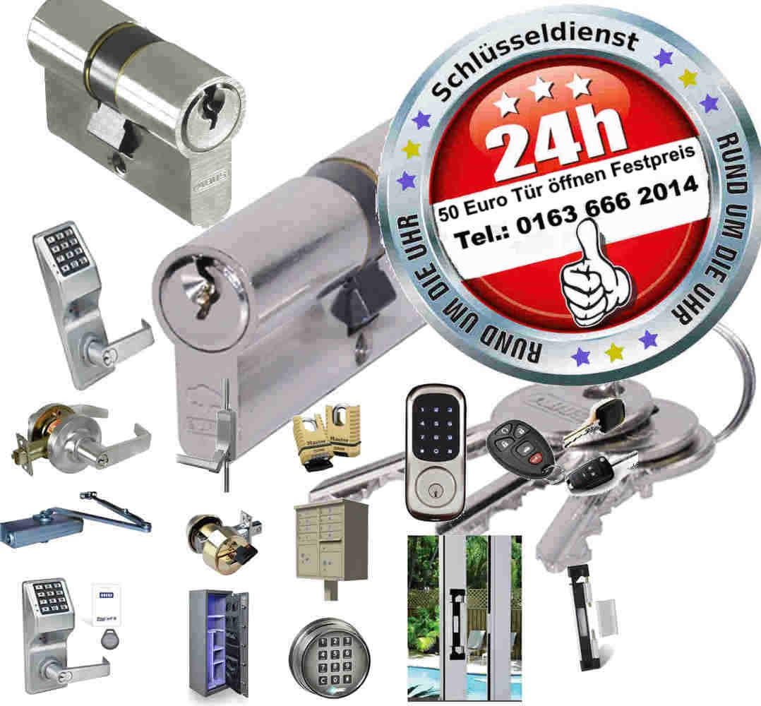Schlüsseldienst Würselen - Tür Öffnen - Einbruch Schutz - Alarm Anlagen Technik aus einer Hand